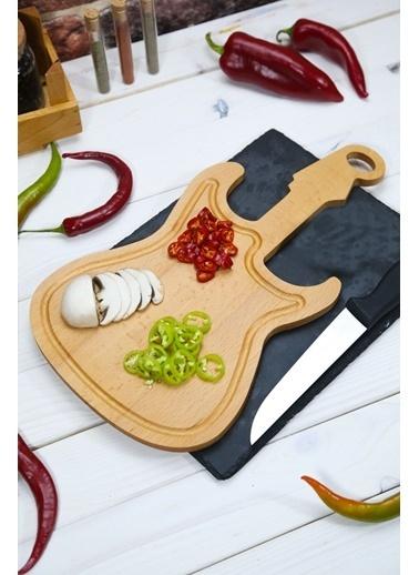 Joy Kitchen  Gitar Kesme Tahtası Renkli